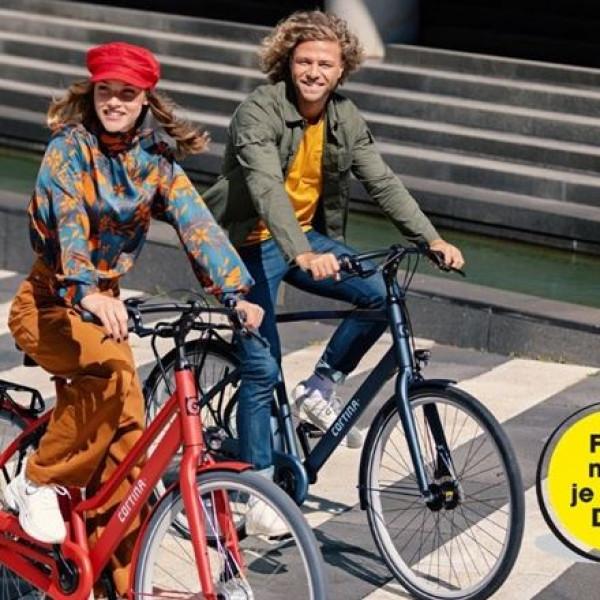 fiets naar je werk dag 2021